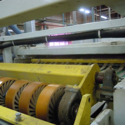 Cut off exit conveyors (COEC)