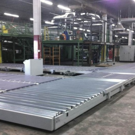 Handling without pallet
